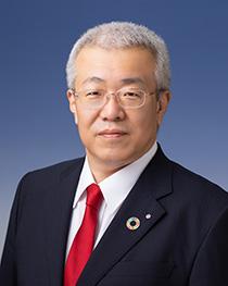 写真:取締役頭取 村瀬幸雄